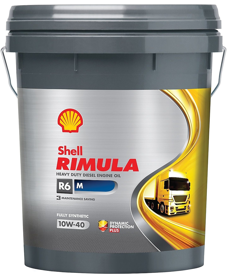Heavy-duty diesel oil, Shell Rimula Truck