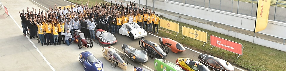Shell Eco Marathon version 2 India