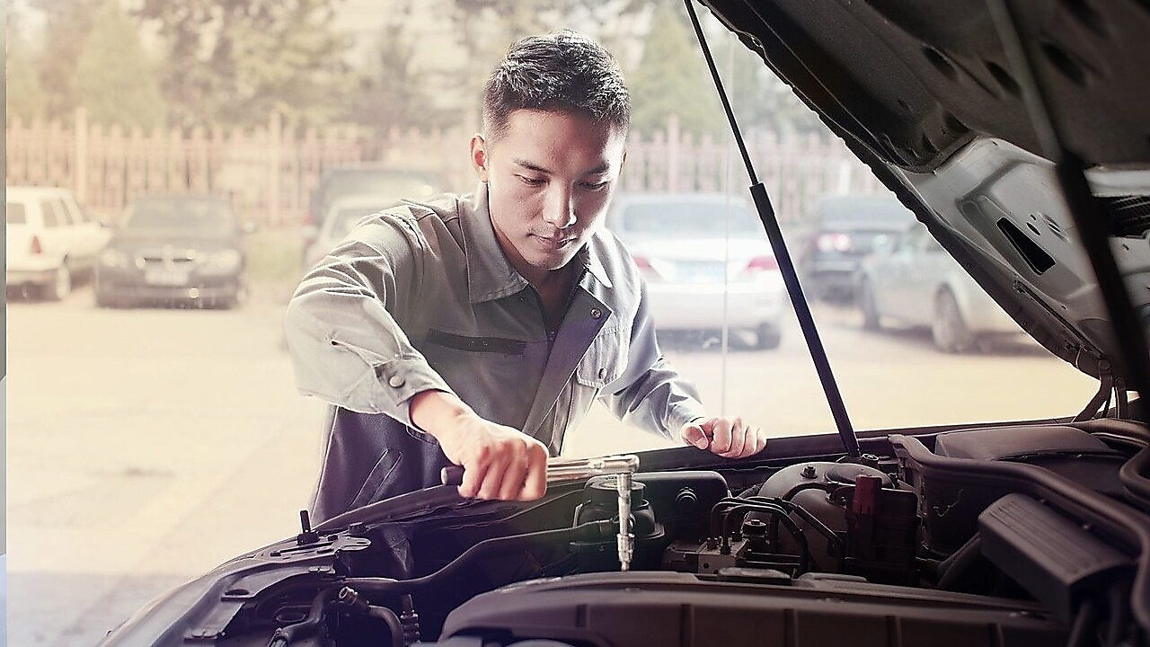 Looking after your vehicle
