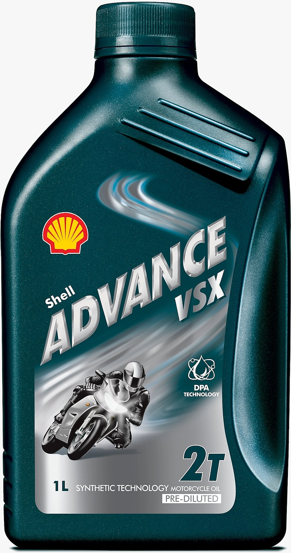 Packshot of Shell Advance VSX 2