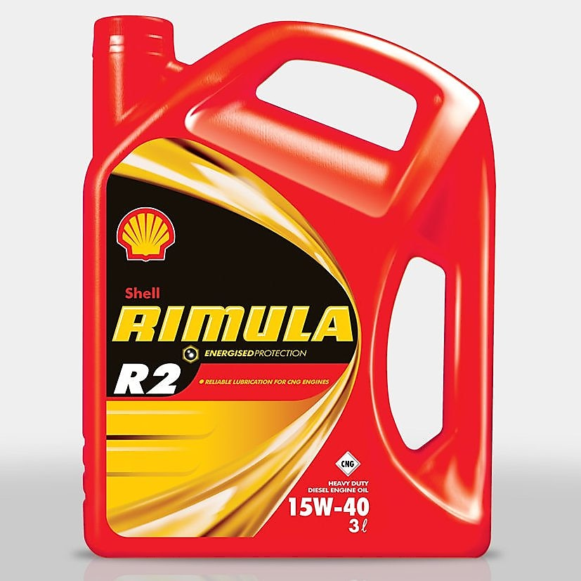 Packshot of Shell Rimula R2