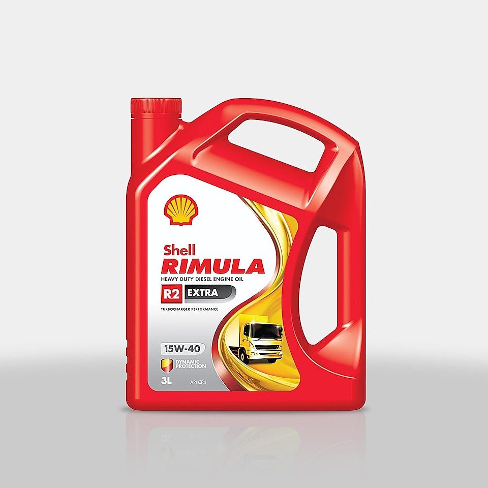 packshot of rimula r2 extra