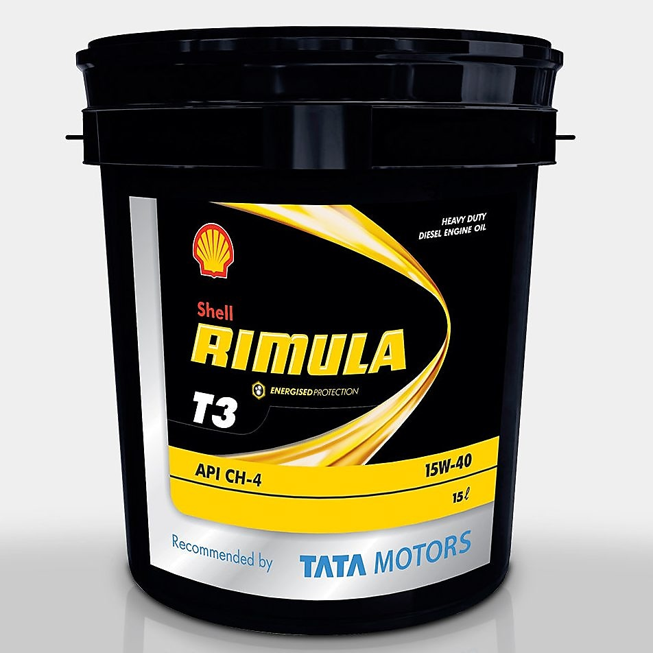 Packshot of Shell Rimula T3