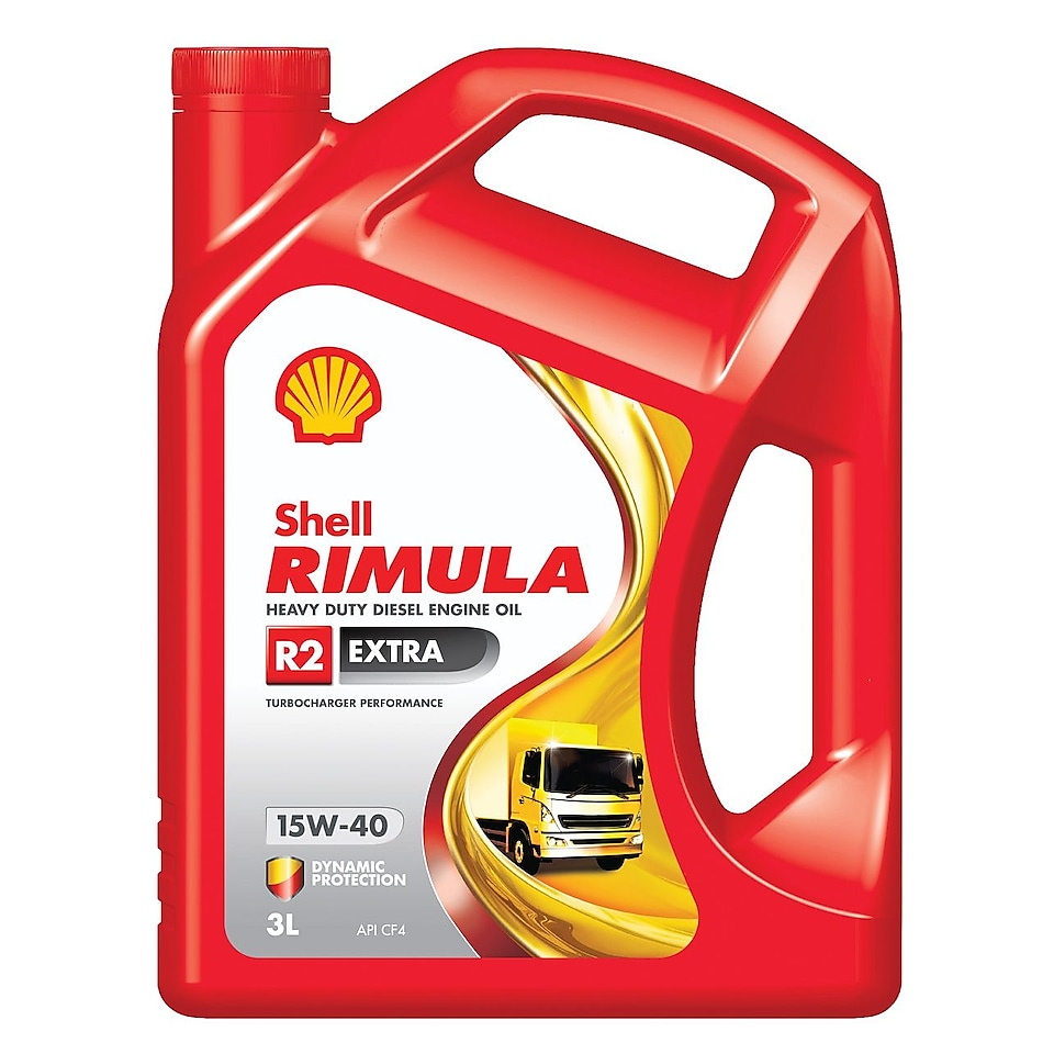 Shell Rimula R2 Extra pack shot