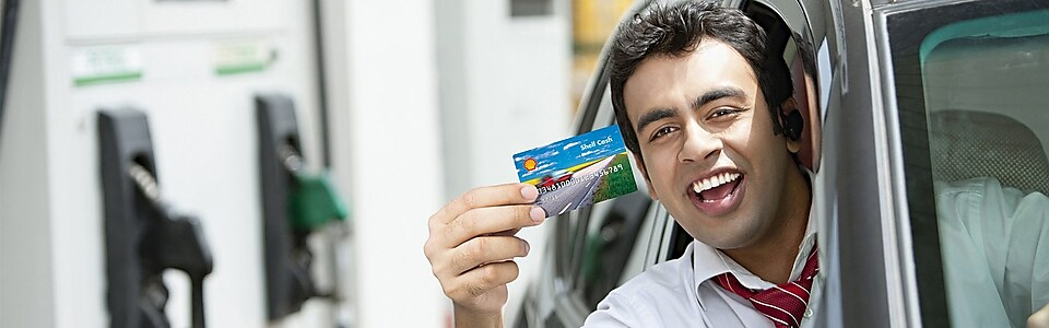 Shell Cash Card