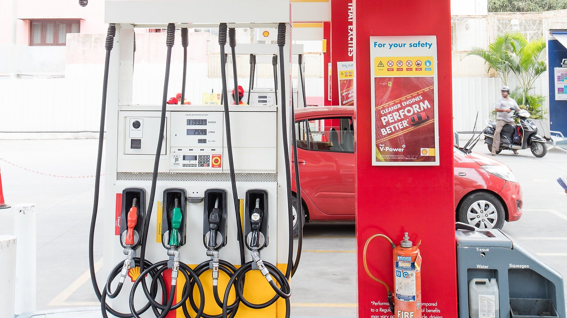 Fuel Pricing in India | Shell India