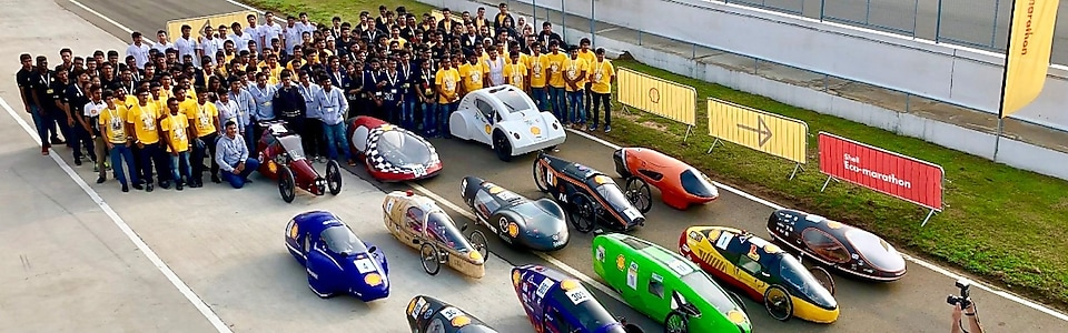 Shell Eco-Marathon now in India
